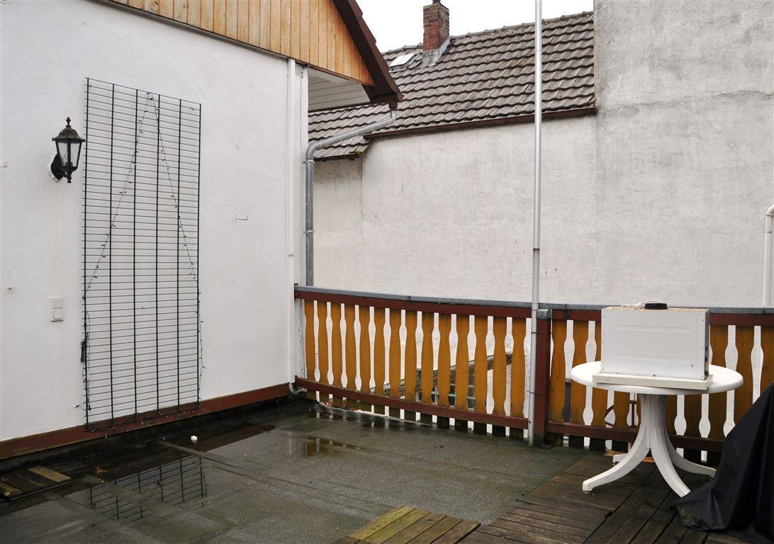 Terrasse Einliegerwohnung