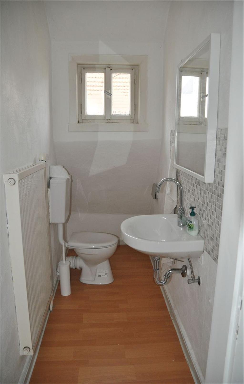 Gäste-WC Haus