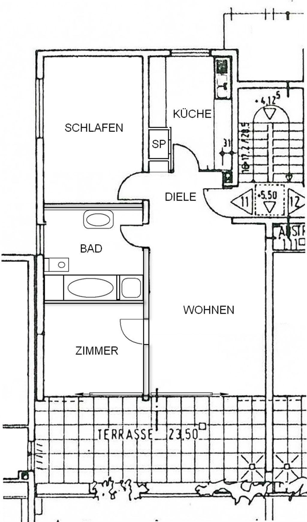Wohnung 11